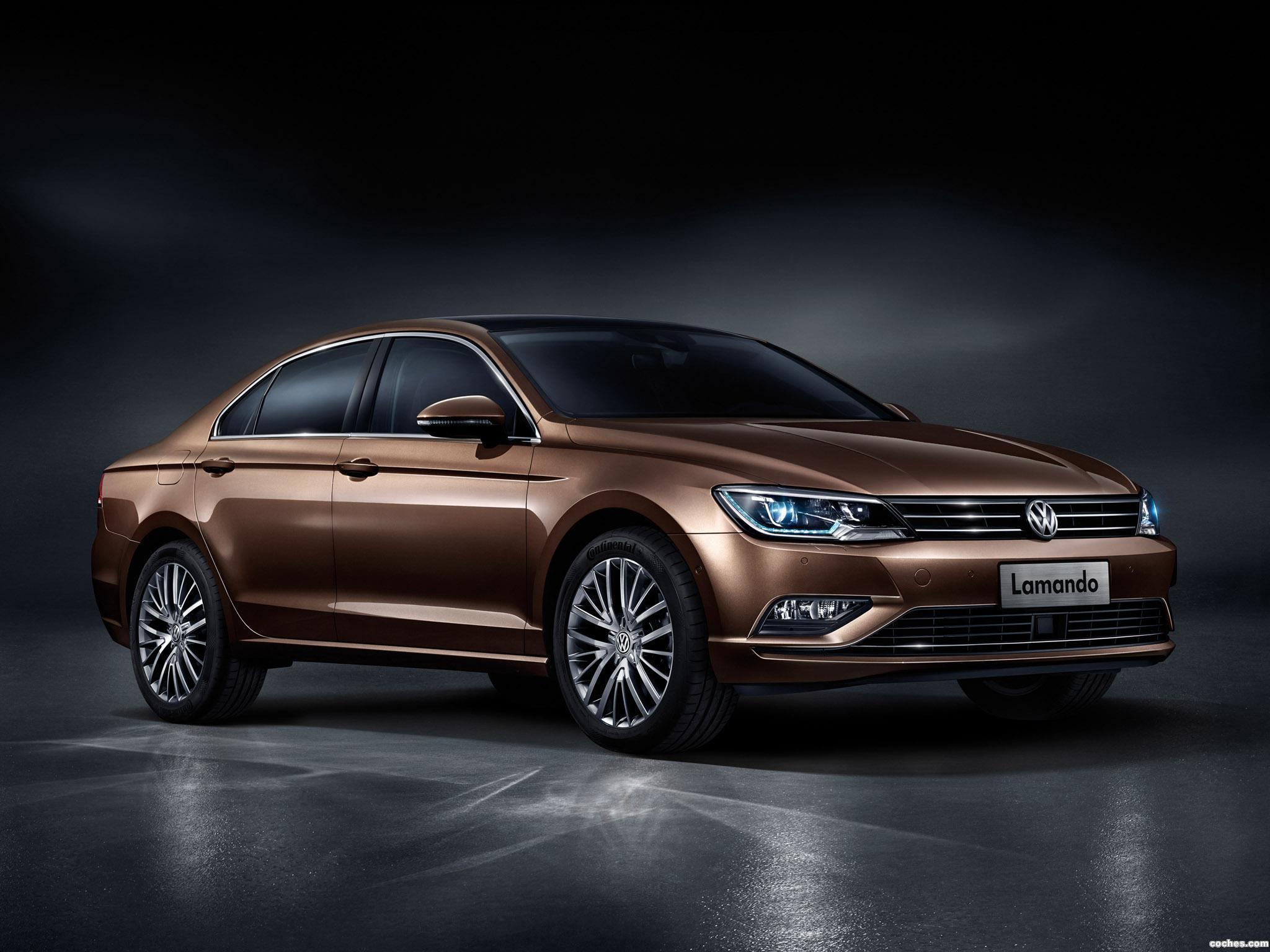 Foto 0 de Volkswagen Lamando 2014