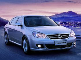 Fotos de Volkswagen Lavida 2008