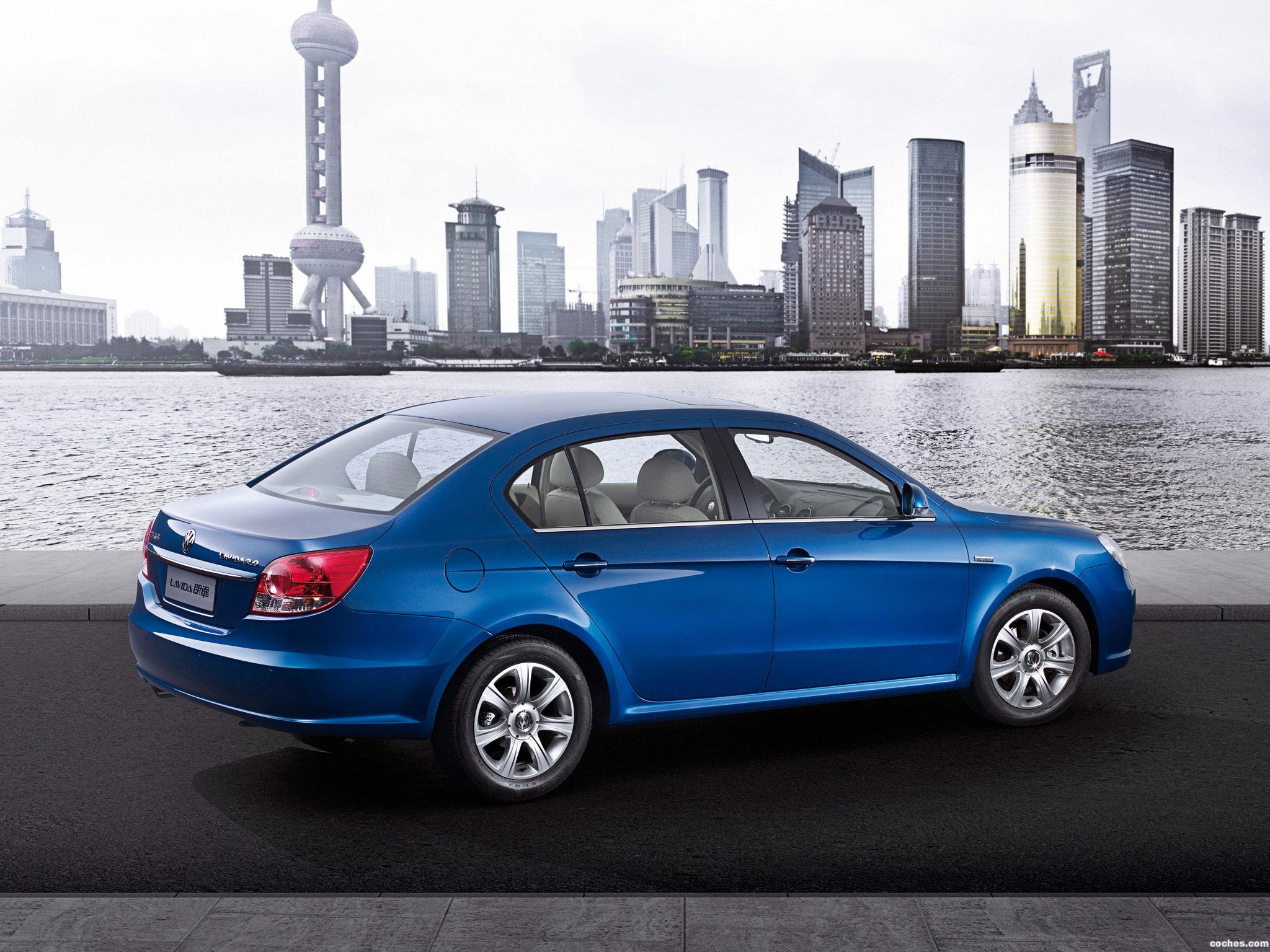 Foto 3 de Volkswagen Lavida 2008
