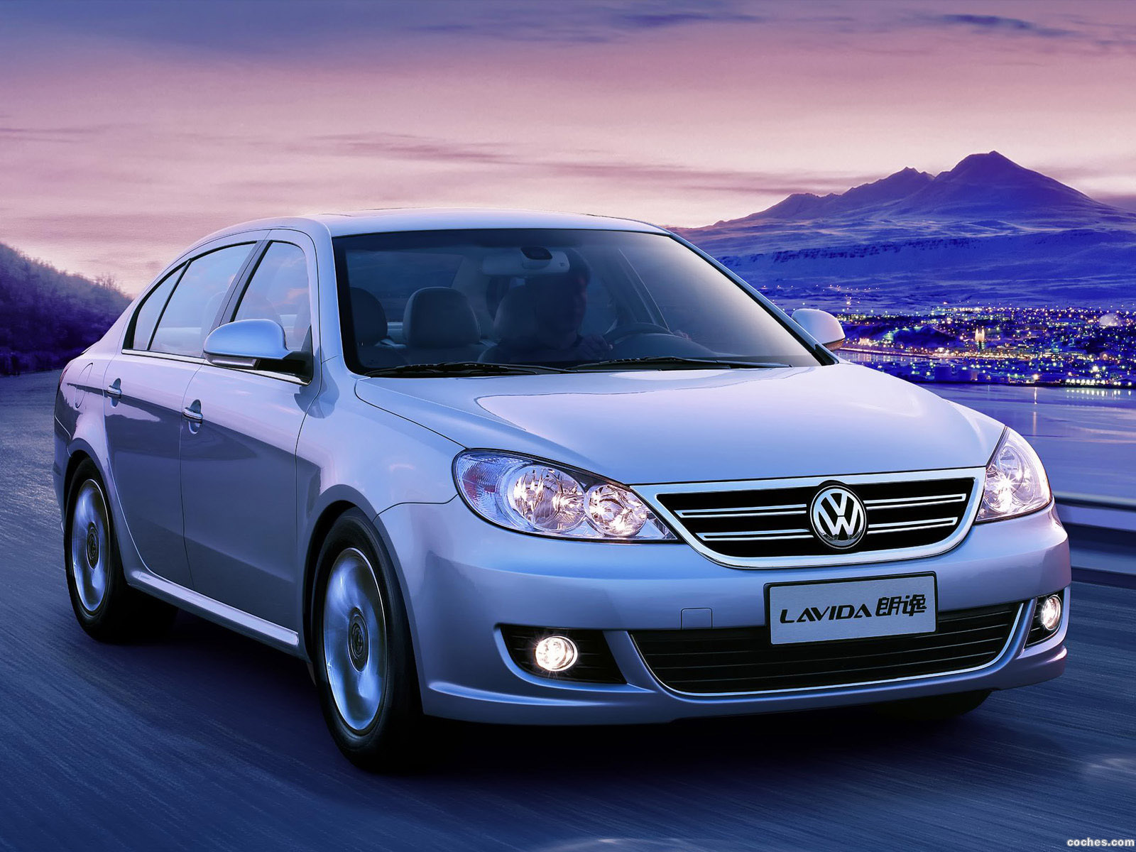 Foto 0 de Volkswagen Lavida 2008