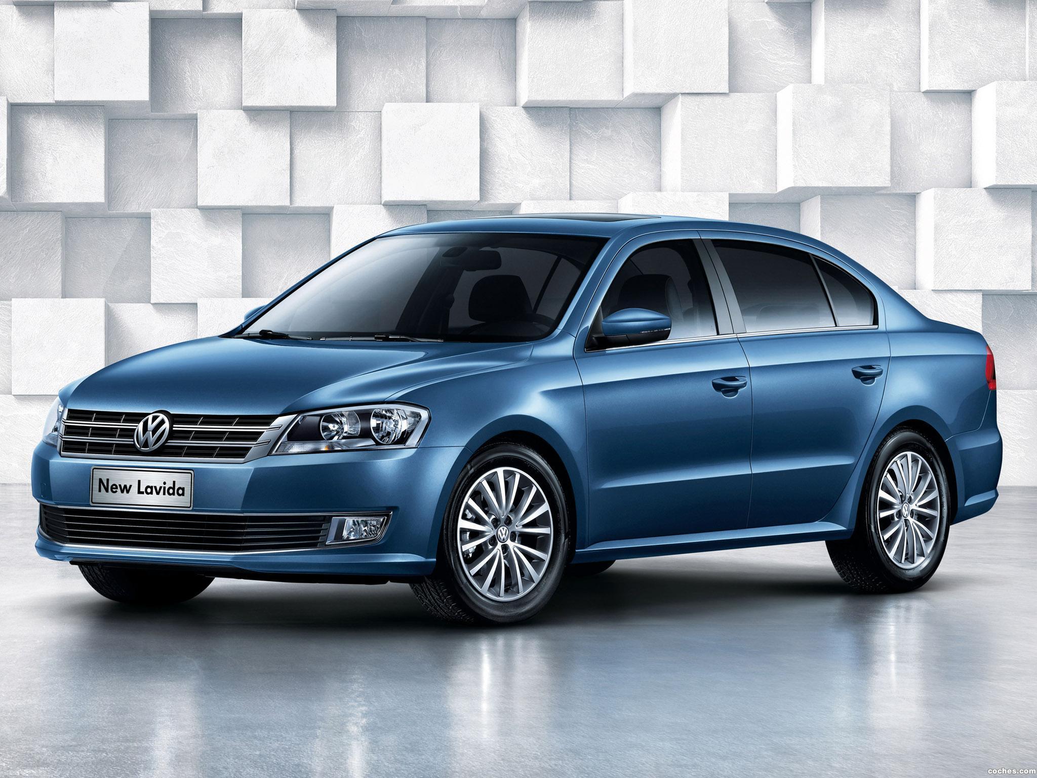 Foto 0 de Volkswagen Lavida 2012
