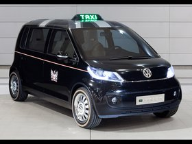 Fotos de Volkswagen London Taxi Concept 2010