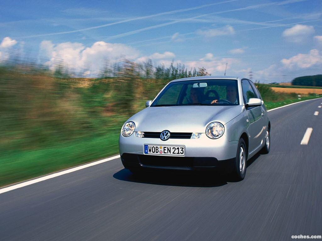 Foto 0 de Volkswagen Lupo 1998