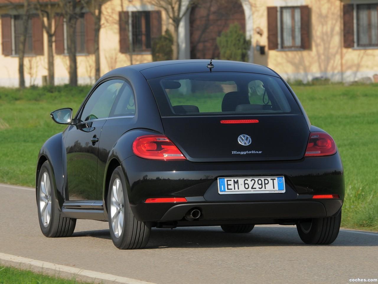 Foto 8 de Volkswagen Maggiolino 2012