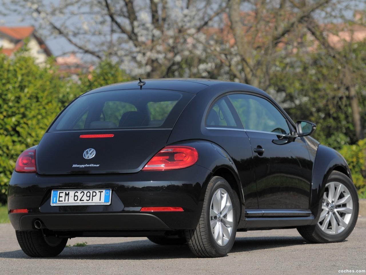Foto 7 de Volkswagen Maggiolino 2012