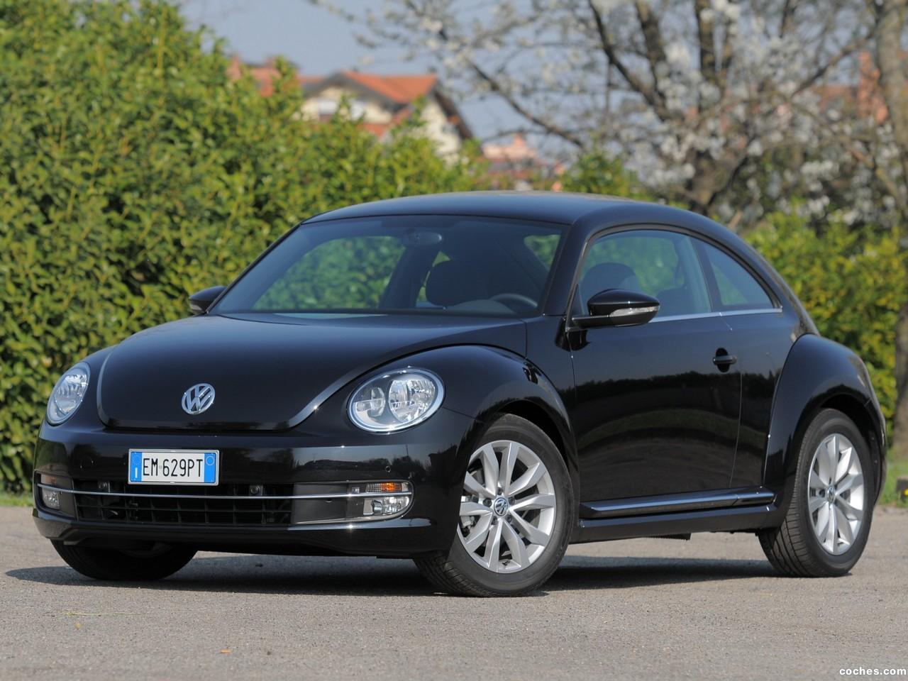 Foto 6 de Volkswagen Maggiolino 2012