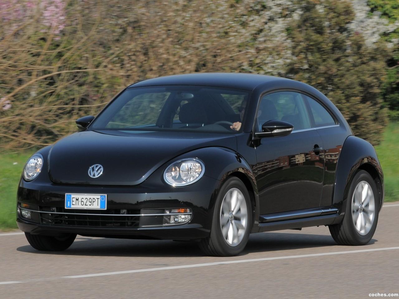 Foto 3 de Volkswagen Maggiolino 2012