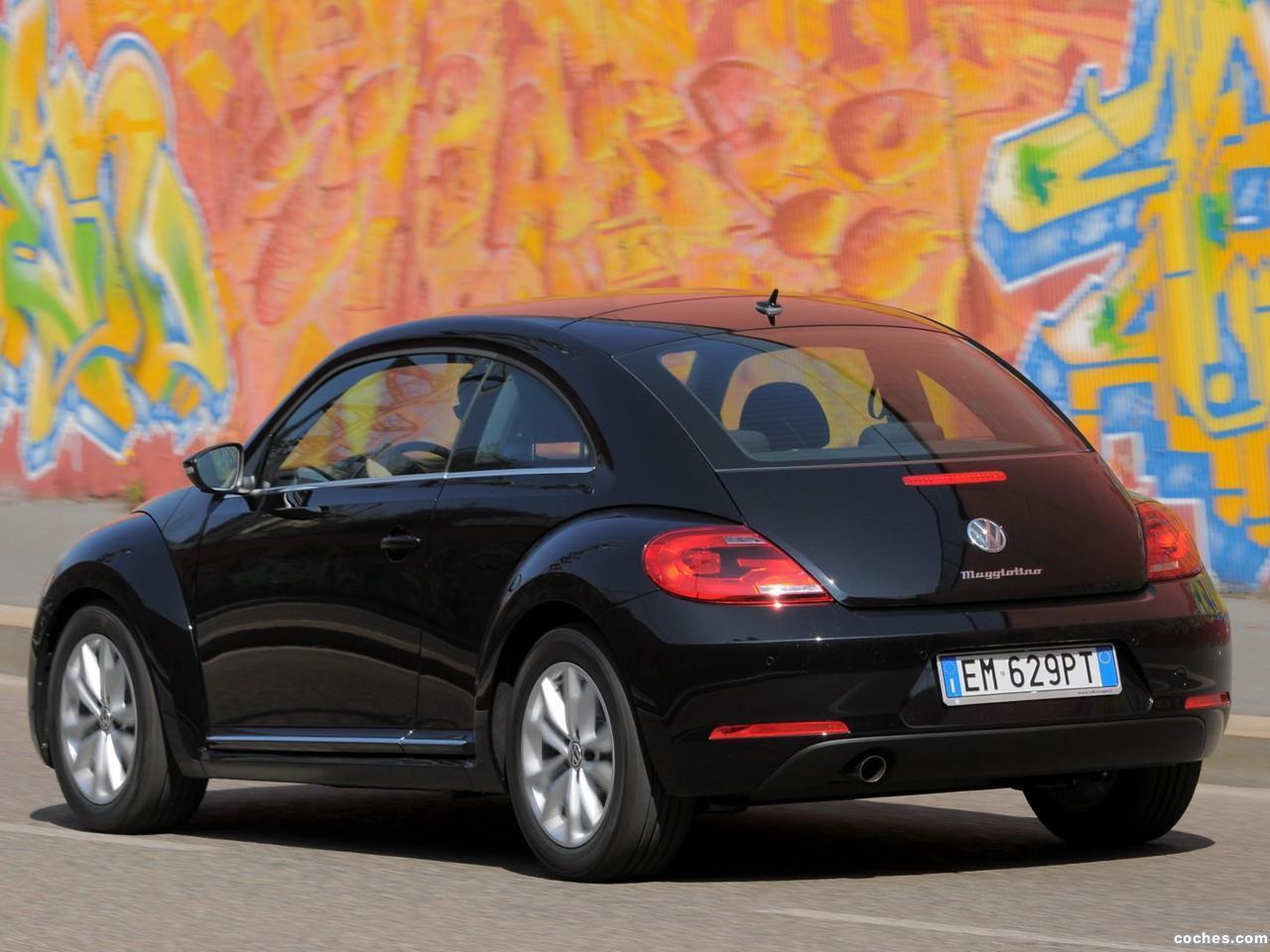 Foto 2 de Volkswagen Maggiolino 2012