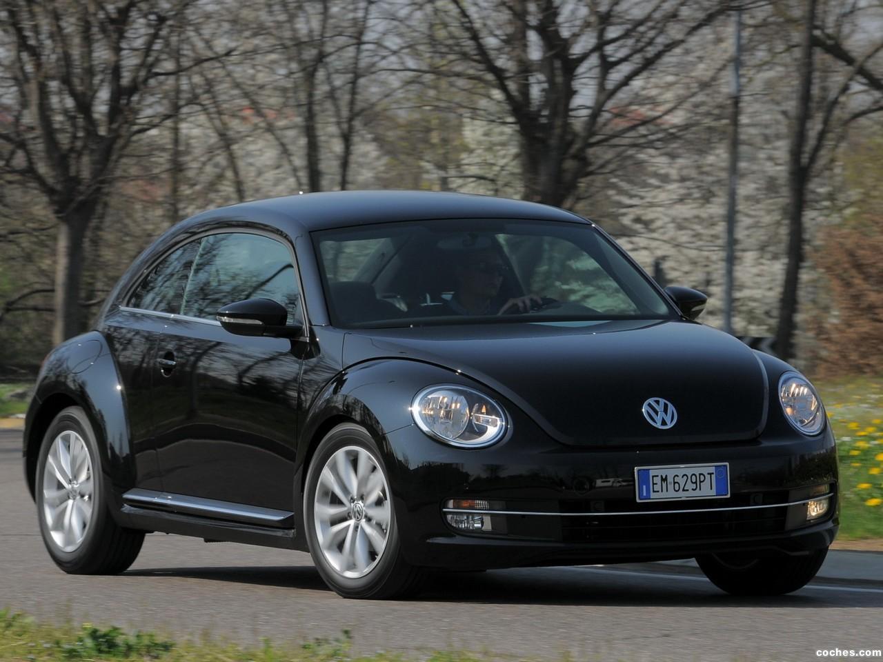 Foto 0 de Volkswagen Maggiolino 2012