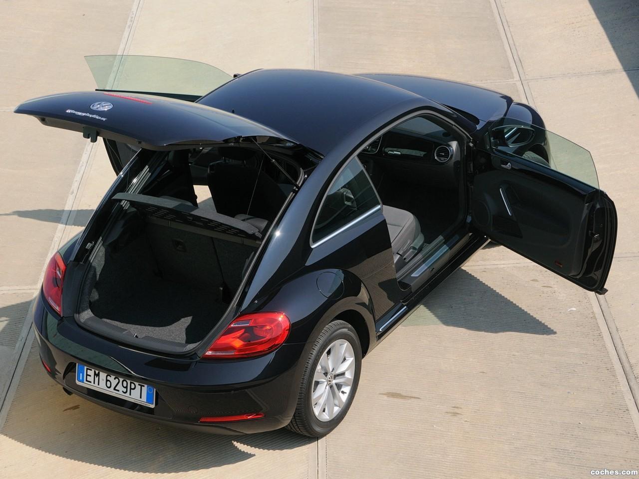 Foto 12 de Volkswagen Maggiolino 2012