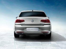 Ver foto 8 de Volkswagen Magotan 2016