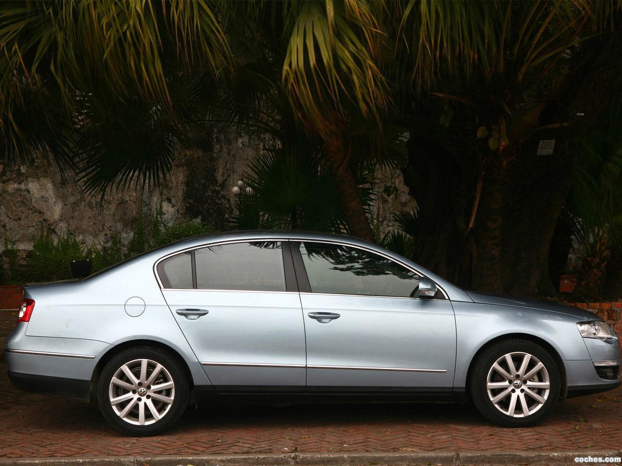 Foto 1 de Volkswagen Magotan China 2007