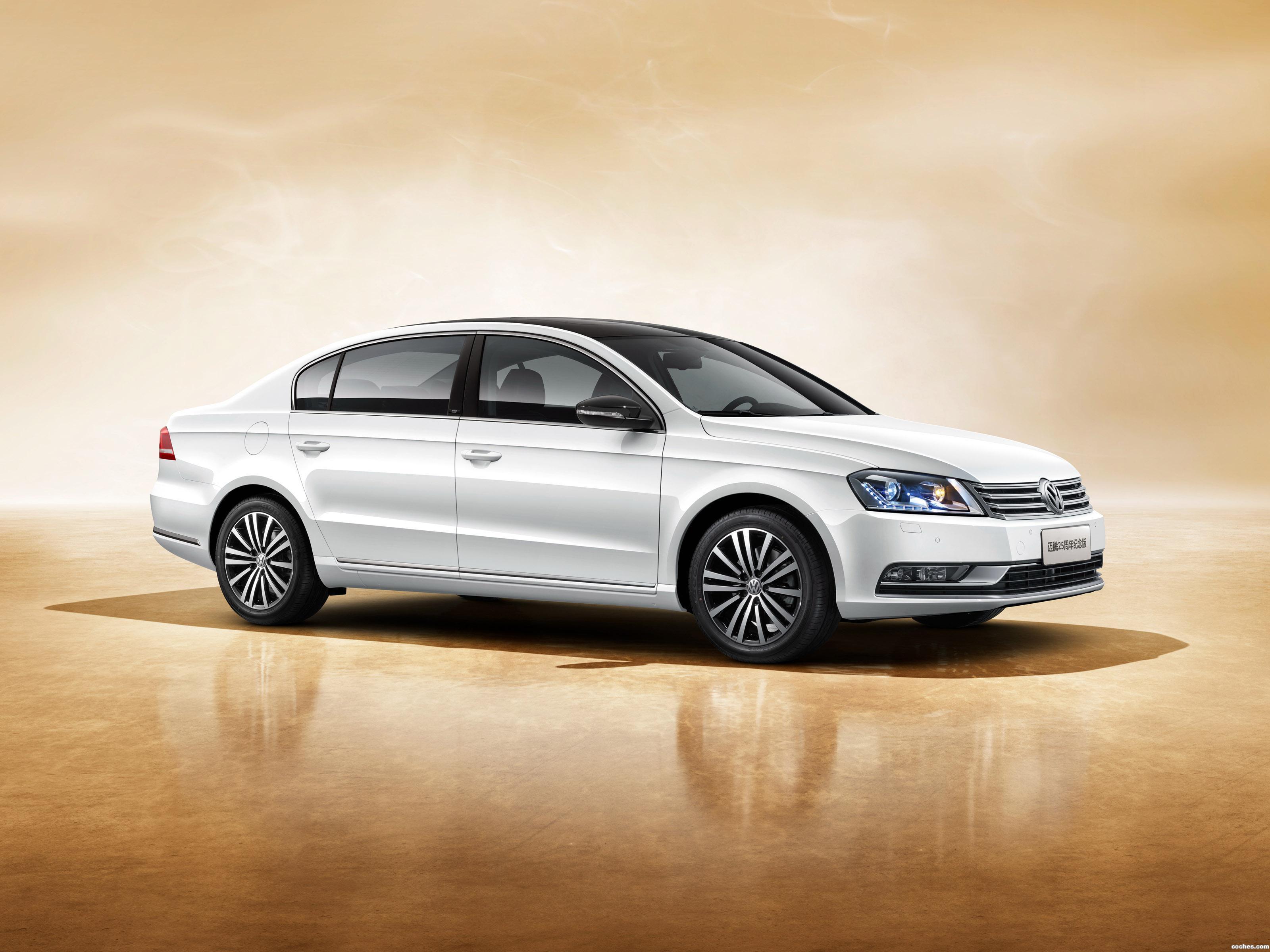 Foto 0 de Volkswagen Magotan Edition 25 2016