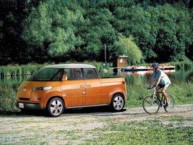 Ver foto 4 de Volkswagen Microbus Concept 2001