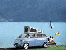 Ver foto 2 de Volkswagen Microbus Concept 2001