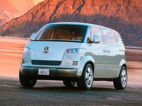 Ver foto 8 de Volkswagen Microbus Concept 2001