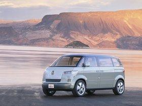 Ver foto 7 de Volkswagen Microbus Concept 2001