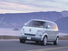 Ver foto 6 de Volkswagen Microbus Concept 2001