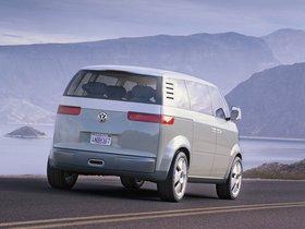 Ver foto 5 de Volkswagen Microbus Concept 2001
