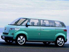 Ver foto 3 de Volkswagen Microbus Concept 2001