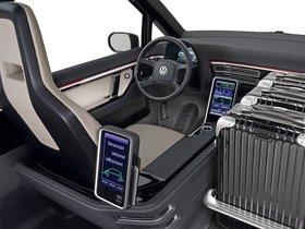 Ver foto 5 de Volkswagen Milano Taxi Concept 2010