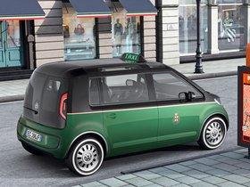 Ver foto 3 de Volkswagen Milano Taxi Concept 2010