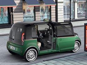 Ver foto 2 de Volkswagen Milano Taxi Concept 2010