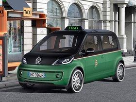Fotos de Volkswagen Milano Taxi Concept 2010