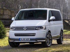 Ver foto 4 de Volkswagen Multivan Alltrack Concept T5 2014
