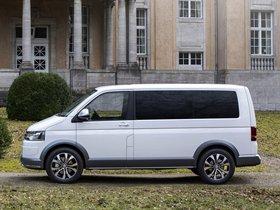 Ver foto 3 de Volkswagen Multivan Alltrack Concept T5 2014