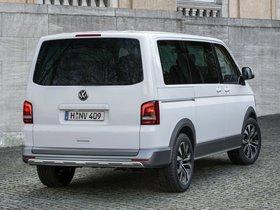 Ver foto 2 de Volkswagen Multivan Alltrack Concept T5 2014