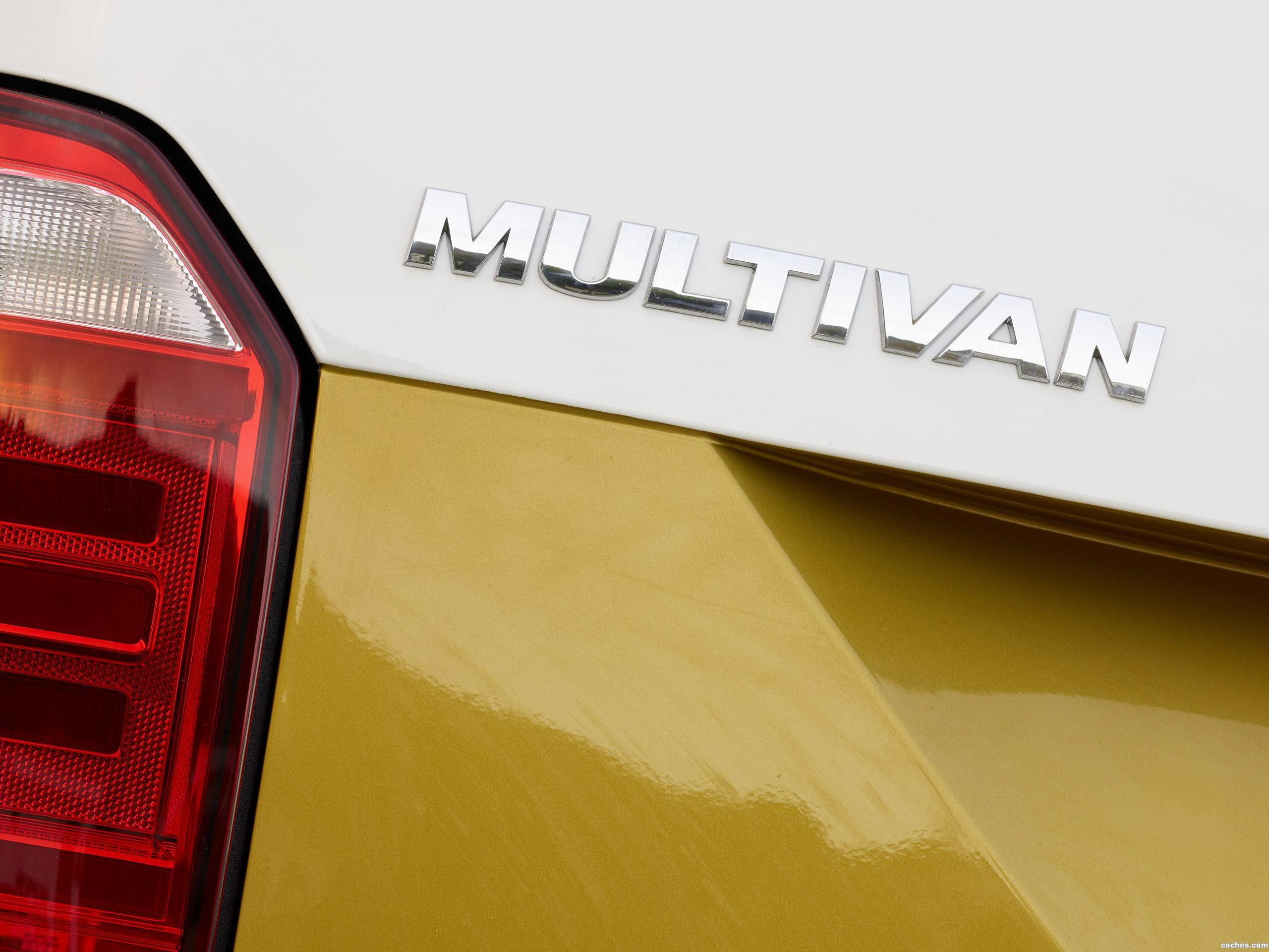 Foto 4 de Volkswagen Multivan Bulli 70 Anniversario 2017