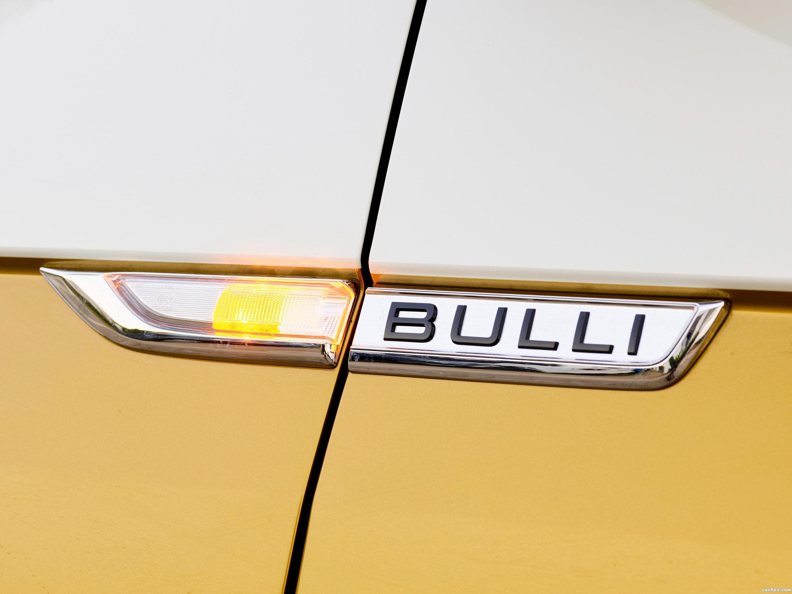 Foto 3 de Volkswagen Multivan Bulli 70 Anniversario 2017