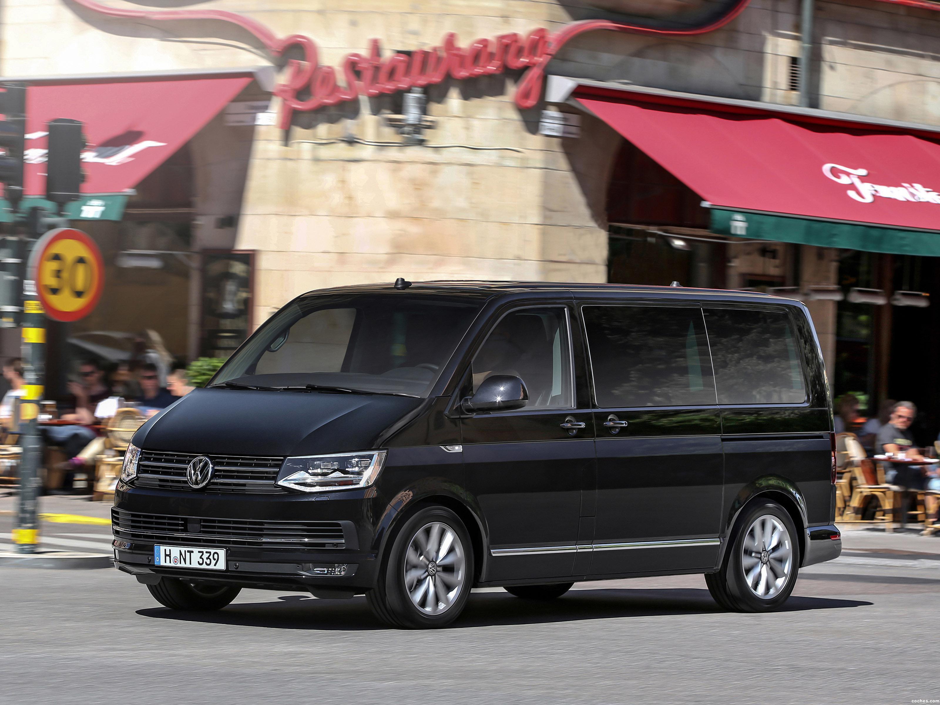 Foto 0 de Volkswagen Multivan Business T6 2015