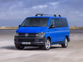 Fotos de Volkswagen Multivan Freestyle T6 2016