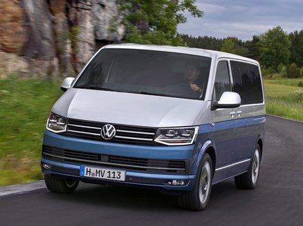 Precios Volkswagen Transporter Combi