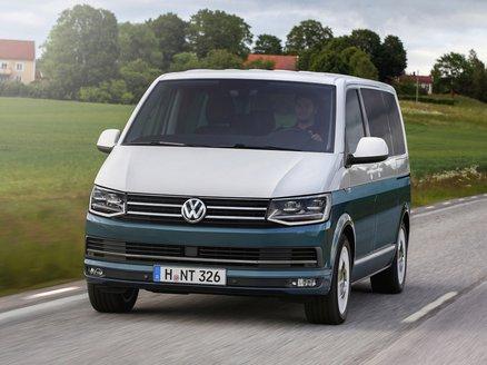 Volkswagen Transporter Kombi Business 2.0tdi Scr Bmt 62kw
