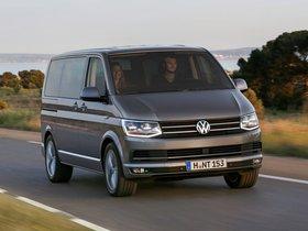 Ver foto 8 de Volkswagen Multivan T6 2015