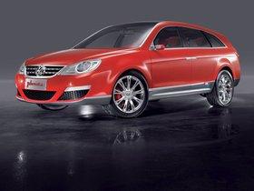 Fotos de Volkswagen Neeza Concept 2006