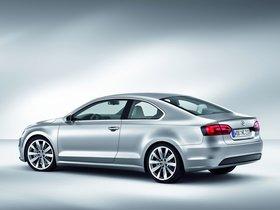 Ver foto 3 de Volkswagen New Compact Coupe NCC Concept 2010