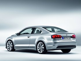 Ver foto 2 de Volkswagen New Compact Coupe NCC Concept 2010