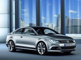 Fotos de Volkswagen New Compact Coupe NCC Concept 2010