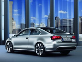 Ver foto 8 de Volkswagen New Compact Coupe NCC Concept 2010
