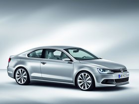 Ver foto 6 de Volkswagen New Compact Coupe NCC Concept 2010