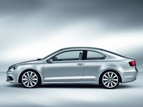 Ver foto 4 de Volkswagen New Compact Coupe NCC Concept 2010