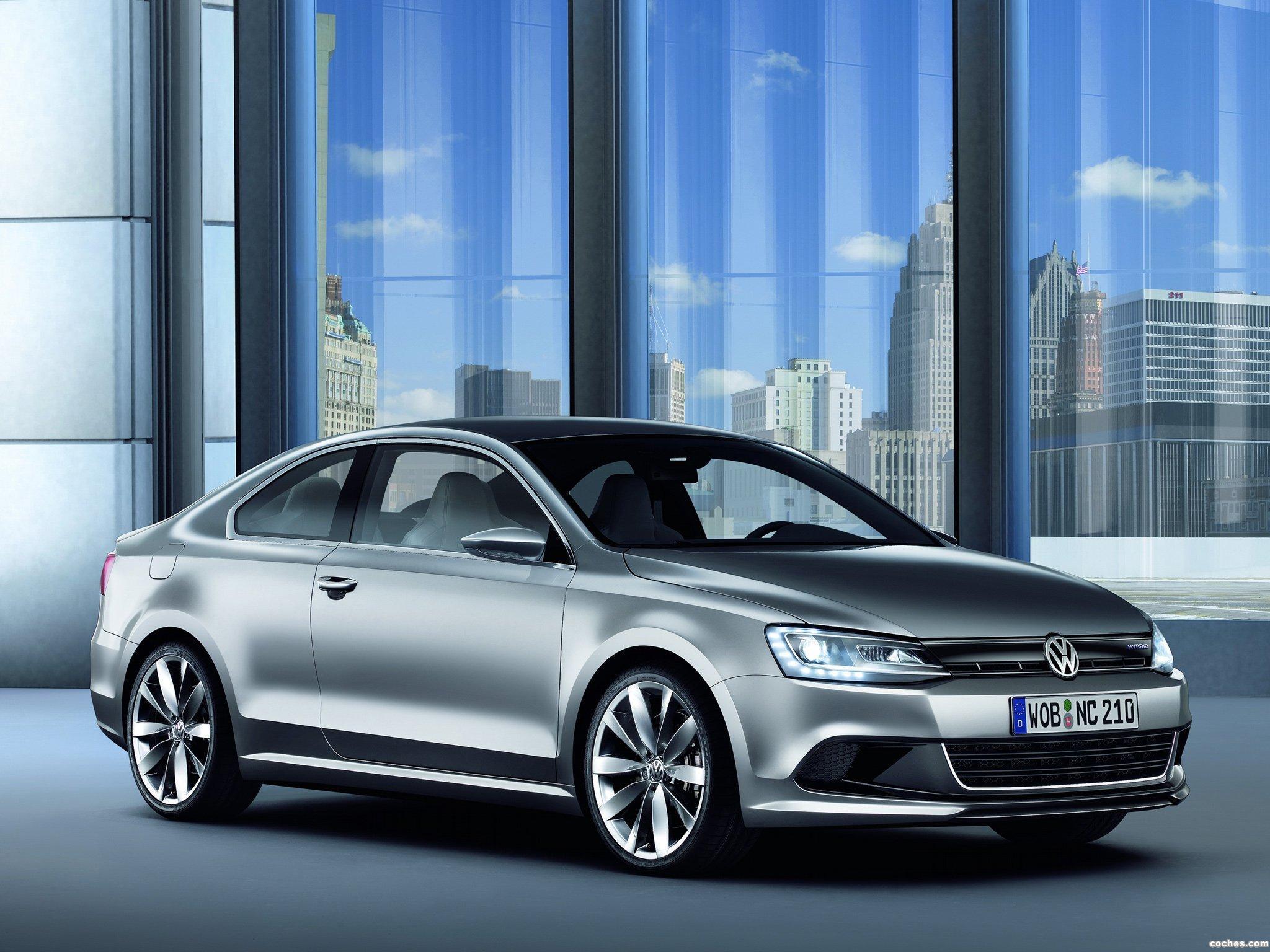 Foto 0 de Volkswagen New Compact Coupe NCC Concept 2010