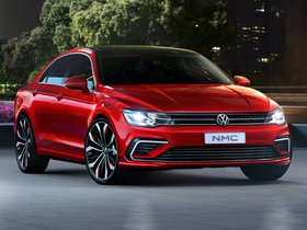 Fotos de Volkswagen New Midsize Coupe Concept 2014