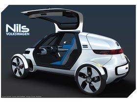 Ver foto 2 de Volkswagen Nils Concept 2011