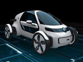Ver foto 5 de Volkswagen Nils Concept 2011