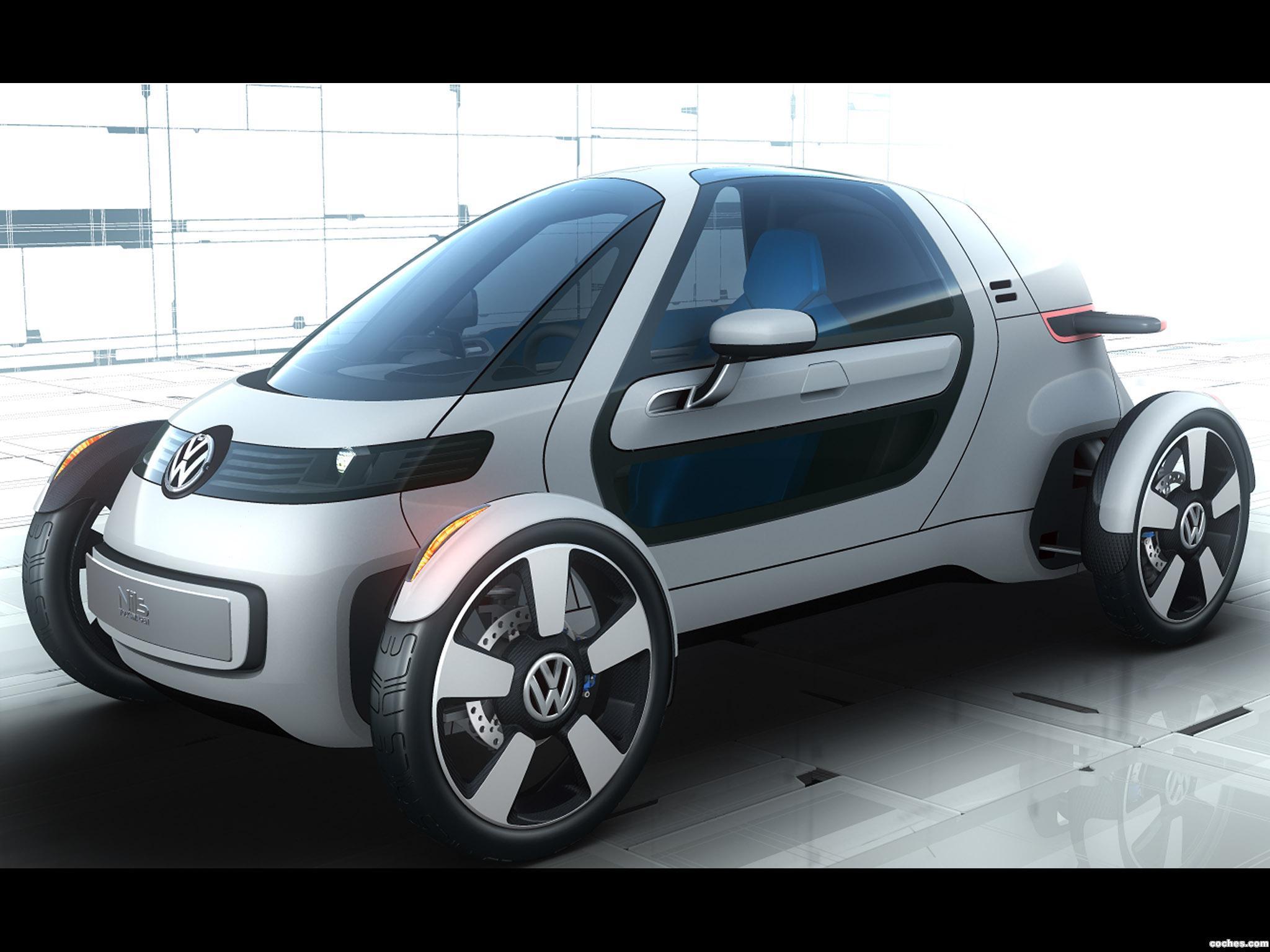 Foto 0 de Volkswagen Nils Concept 2011